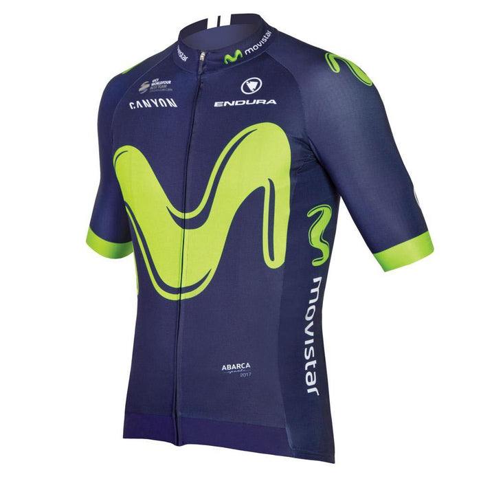 Endura Movistar Team 2017 Jersey