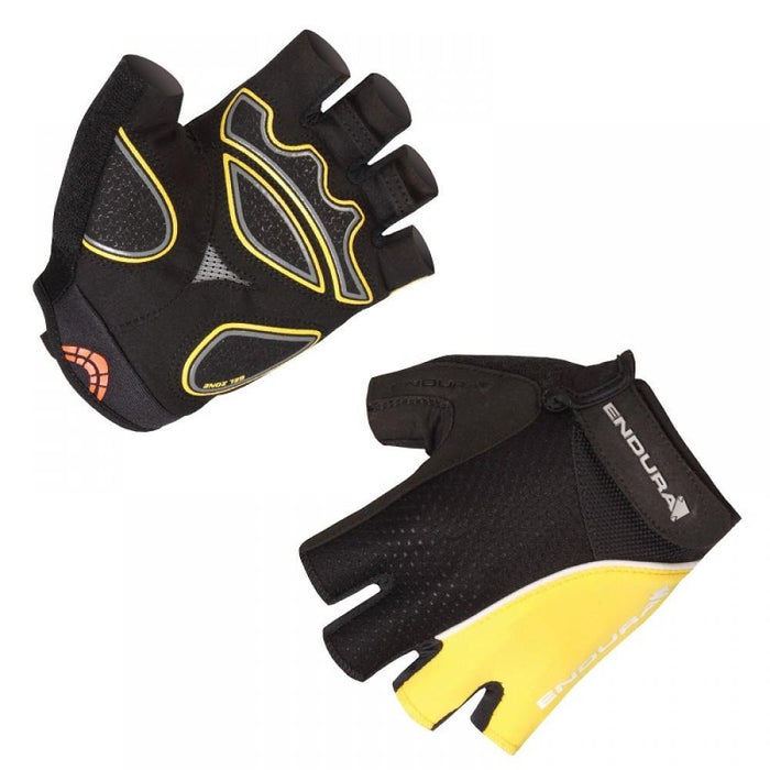 Endura Xtract Mitt Gloves - Black/Yellow