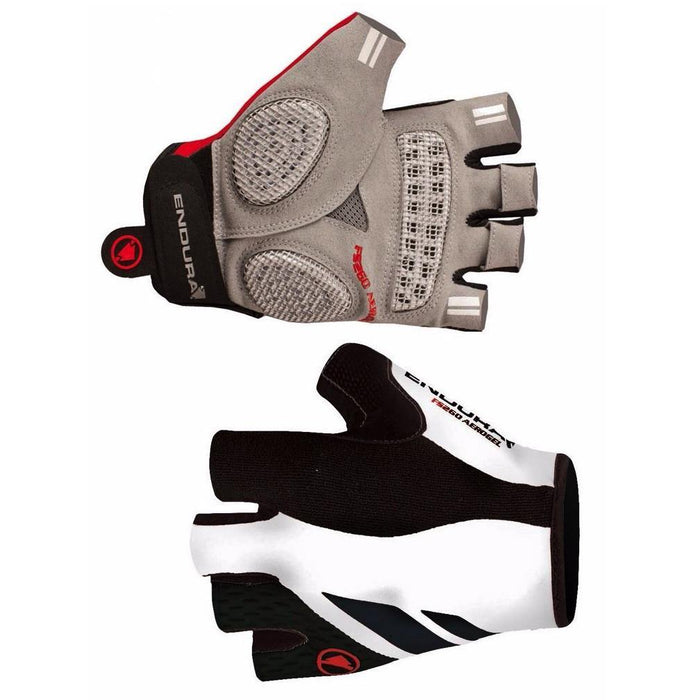 Endura FS260 Pro Aerogel Mitt II Gloves - White