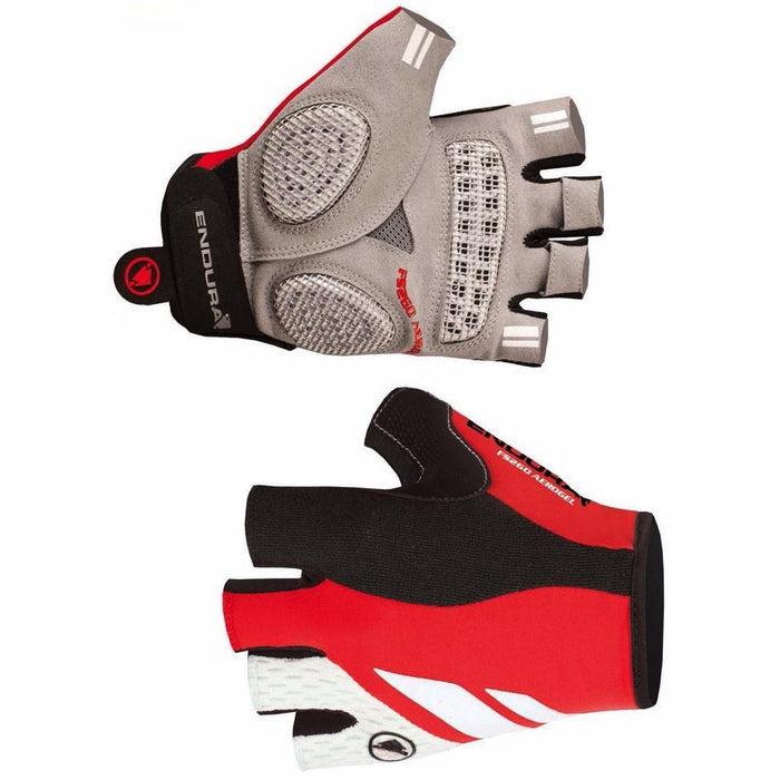 Endura FS260 Pro Aerogel Mitt II Gloves - Red
