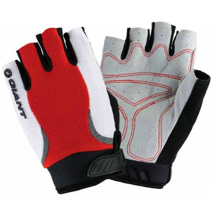 Giant Velocity Gloves - Red