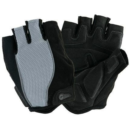 Giant Plush Gel Gloves - Black
