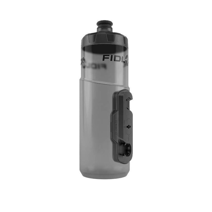 Fidlock Twist Single Bottle 600 - Transparent Black