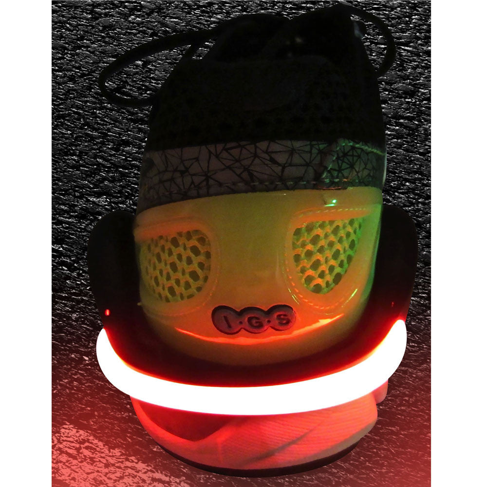 Schatzii FireFly Running & Biking Safety Lights - Red