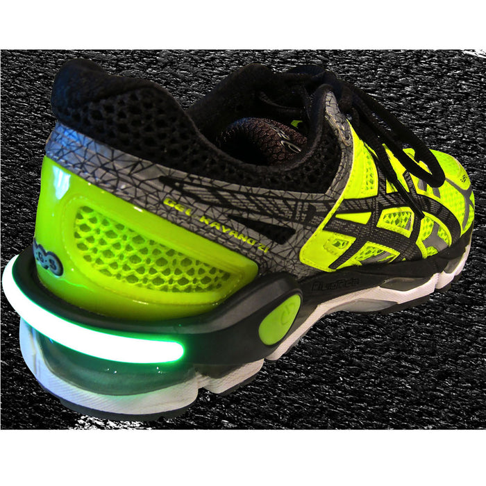 Schatzii FireFly Running & Biking Safety Lights - Green