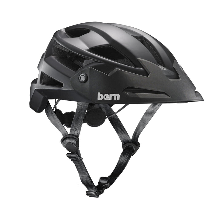 Bern FL-1 Trail Helmet - Satin Black