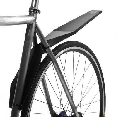 Full Windsor Foldnfix Mudguard - Black
