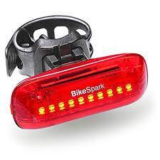 BikeSpark BKS-G3 Auto Sensing Rear Light - SpinWarriors