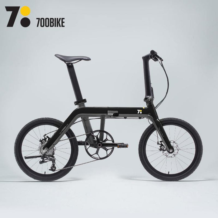 700Bike Galaxy - Black