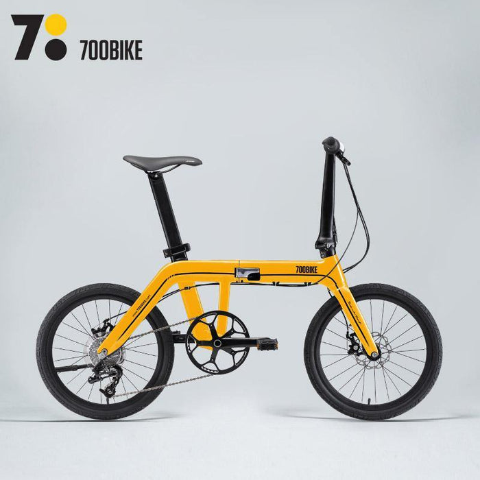 700Bike Galaxy Lite - Yellow