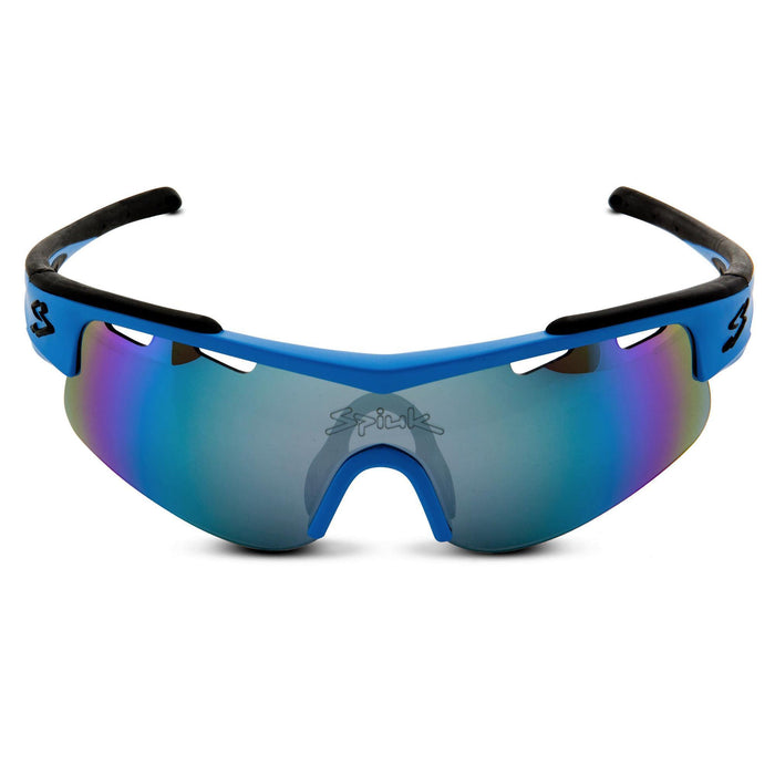 Spiuk Arqus Sunglasses - Blue Matte/Black