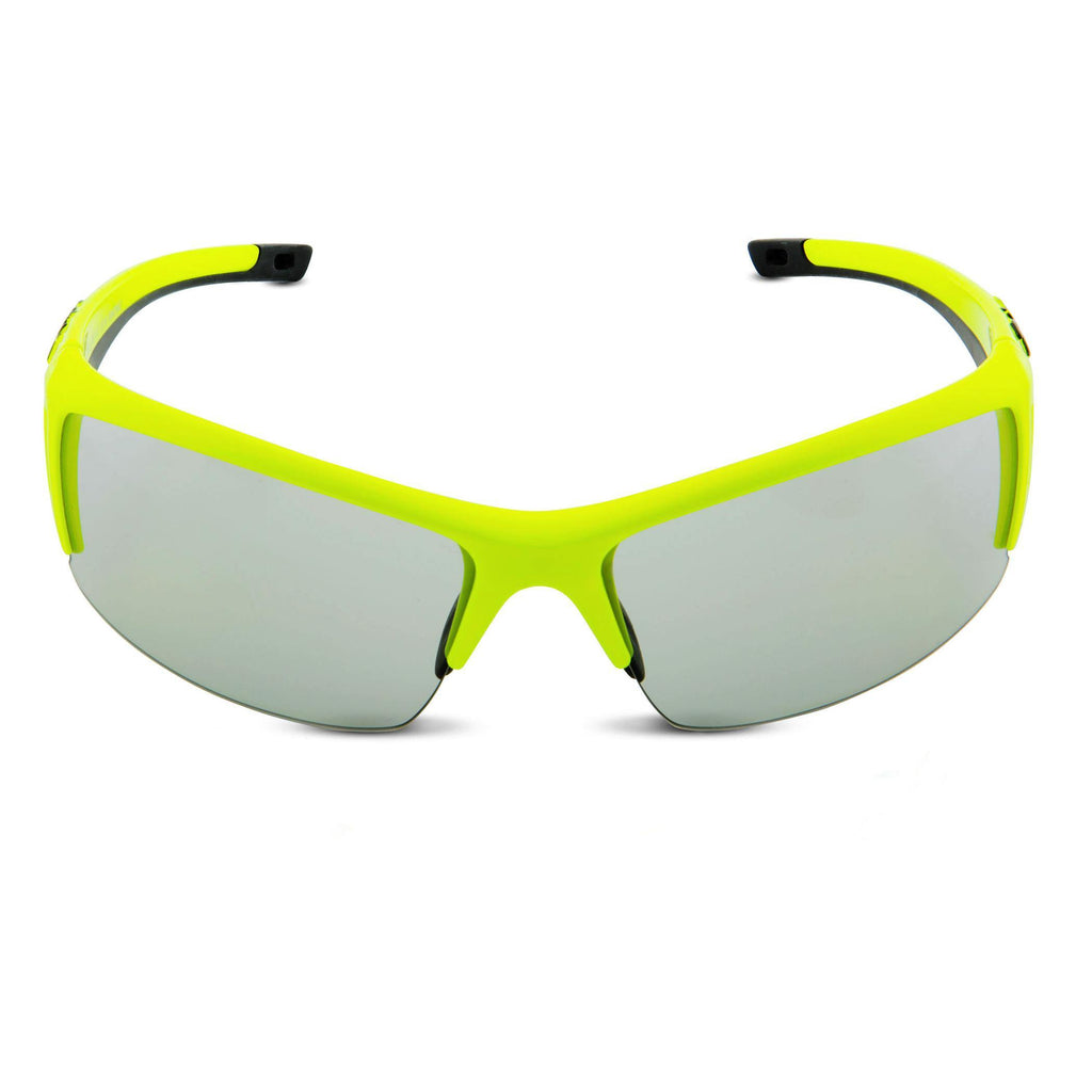 Spiuk Binomio Lumiris® Sunglasses - Yellow Hi Vis/Black
