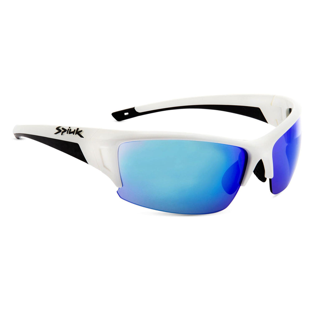 Spiuk Binomio Sunglasses - White/Black