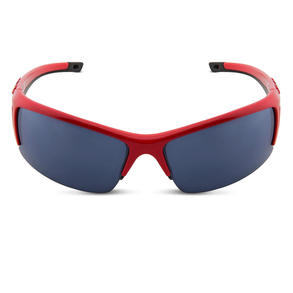 Spiuk Binomio Sunglasses - Red/Black