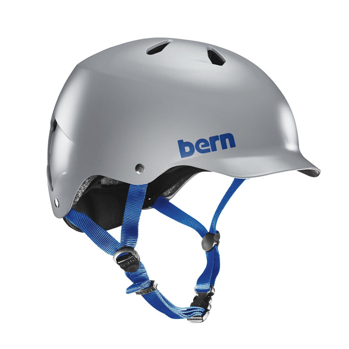 Bern Watts Helmet - Satin Grey