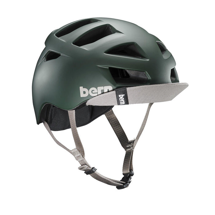Bern Allston Helmet - Hunter Green