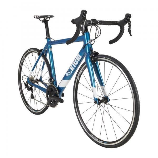 Cinelli Veltrix Road Bike with Shimano 105 - Blue in Green