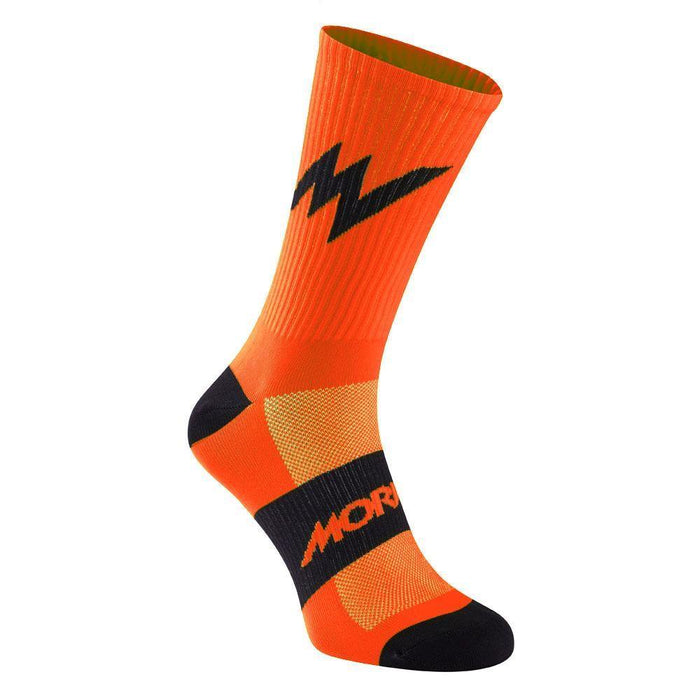 Morvelo Series Emblem Orange Socks