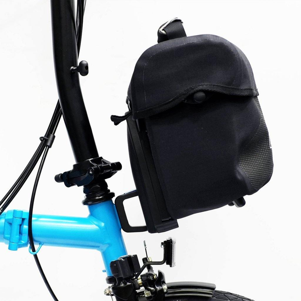 Pegasus Brompton Front Carrier Block - Green