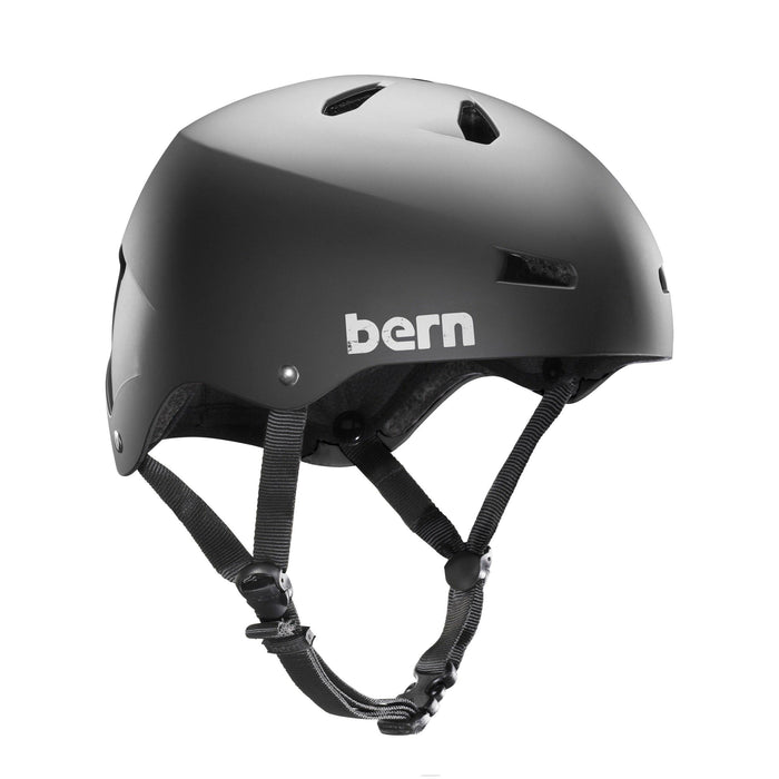 Bern Team Macon Helmet - Matte Black