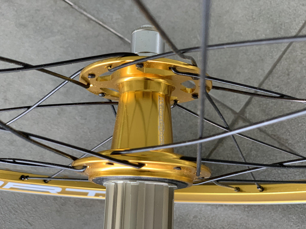 "WheelSport Smart 1.0 20"" Alloy Wheelset (406) - Gold"