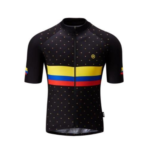 Chapeau! Club LTD Black Jersey - Nick Loves Colombia