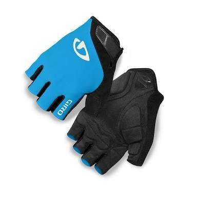 Giro Jag Gloves - Blue Jewel