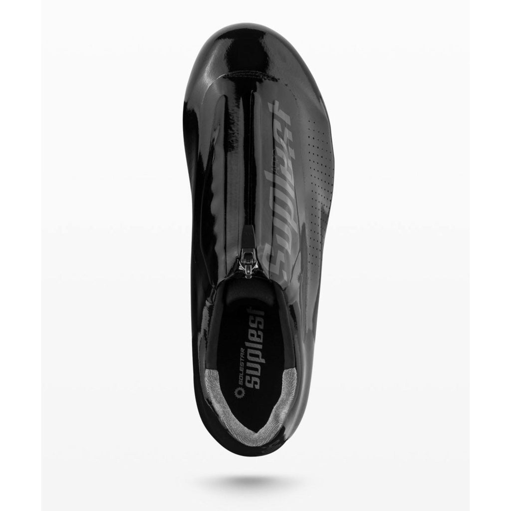 Suplest Road Pro Aero Shoes - Black Swiss Cycling Team