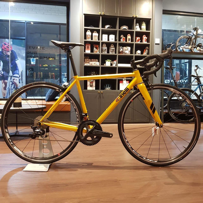 Cinelli Nemo Tig Road Bike with Shimano Ultegra - Yellowmoon
