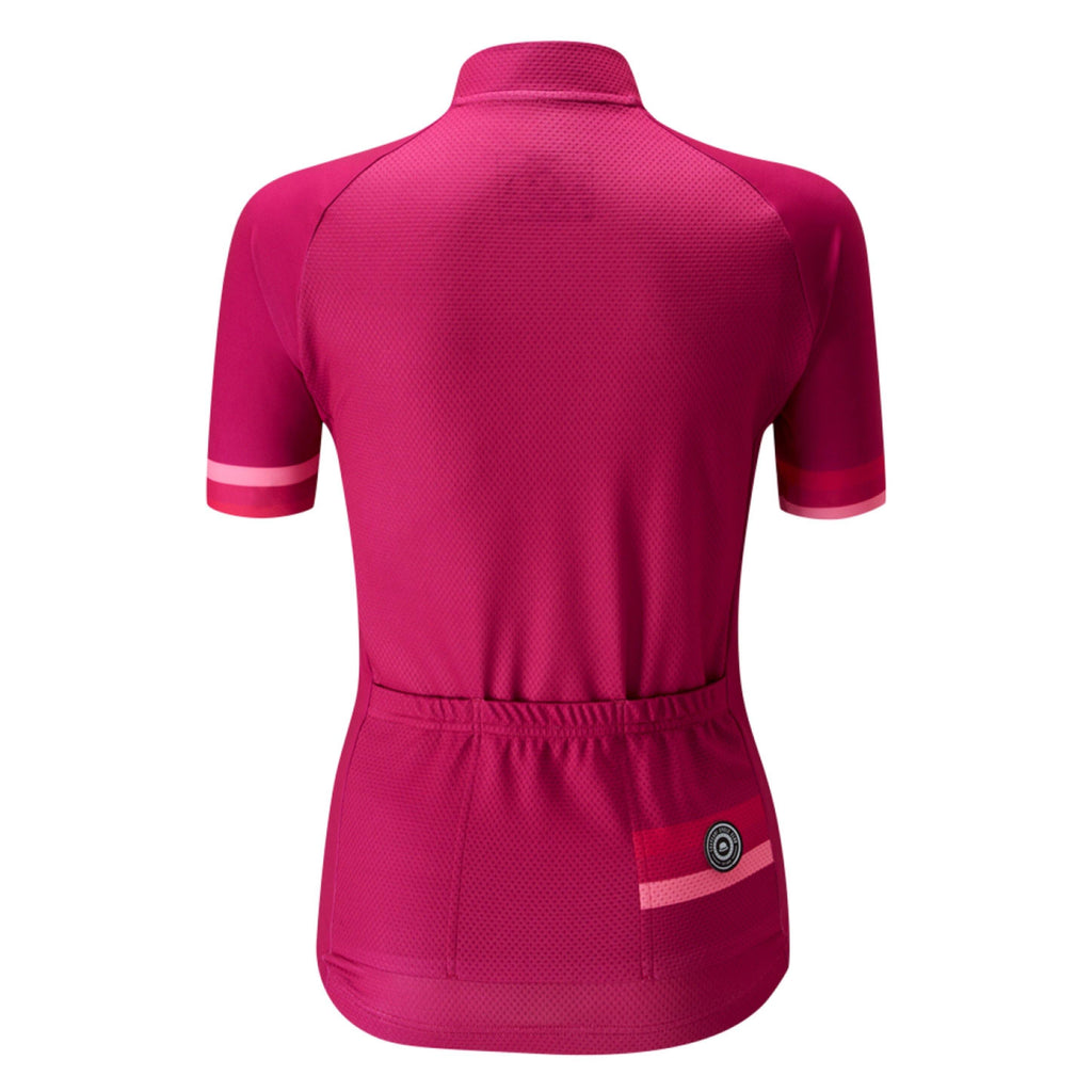 Chapeau! Club Stripe Woman Jersey - Azalea