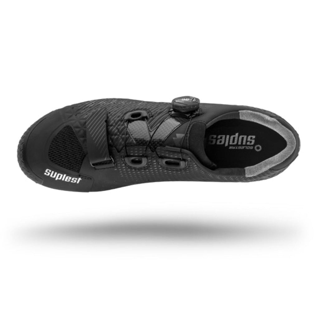 skate shoes best quality wholesale dealer Suplest Edge/3 Performance MTB Shoes - Black