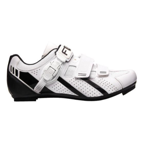 FLR F-15 III Road Shoes - White