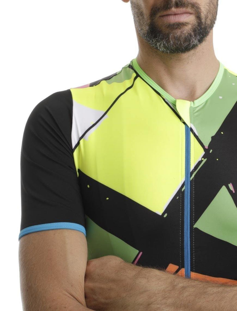 G4 Men Art Cycling Jersey