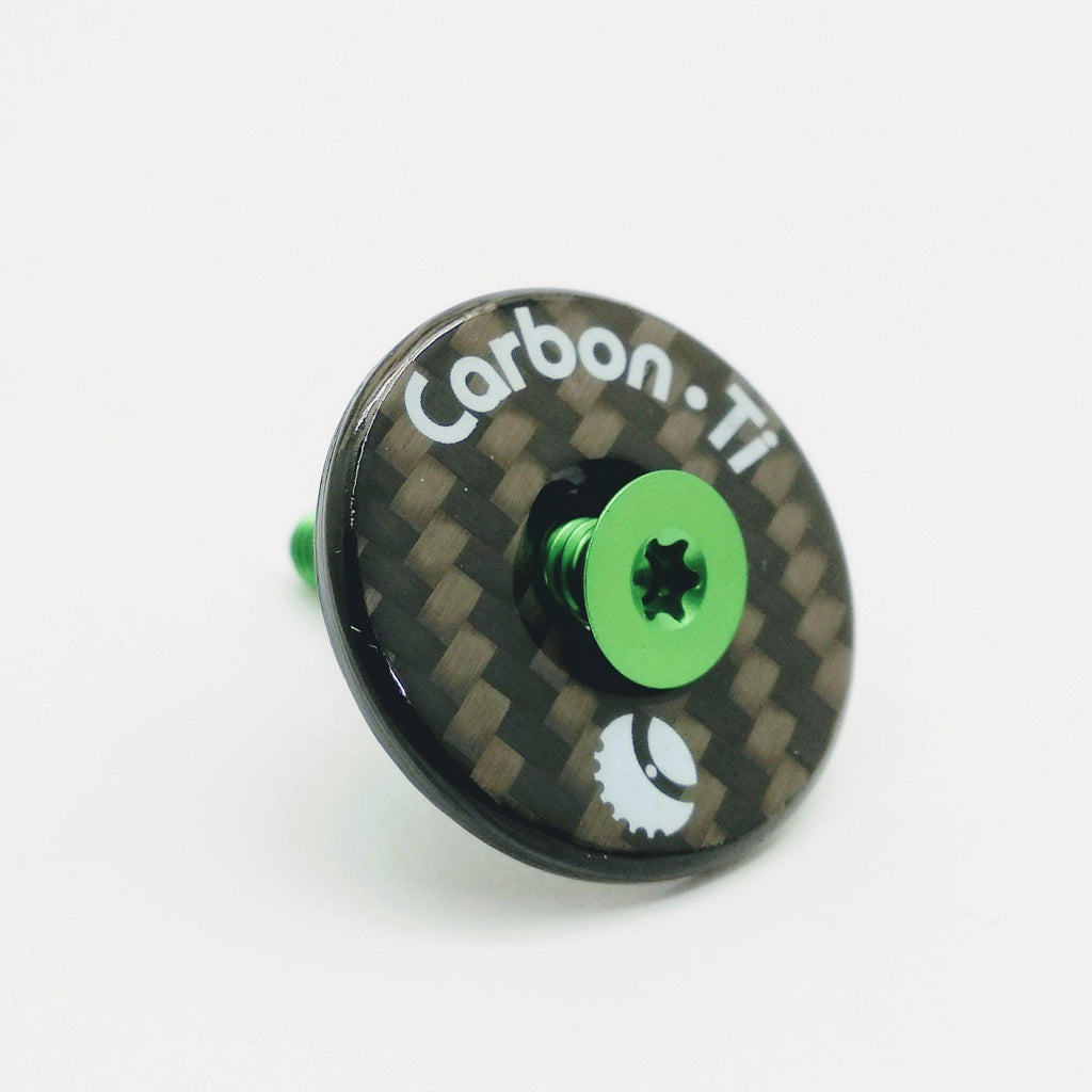 Carbon Ti X-Cap Carbon - Acid Green