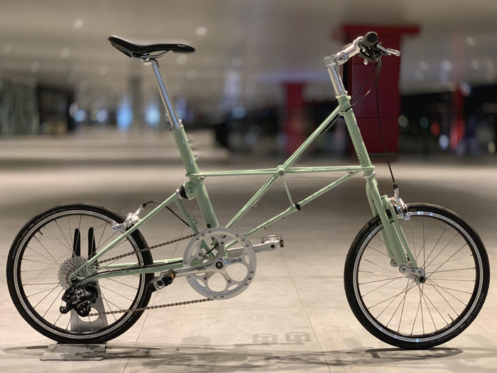 Moulton TSR 9+ - Peppermint