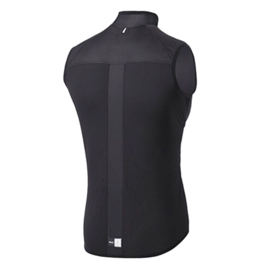 PeDALED Vesper Packable Vest - Black