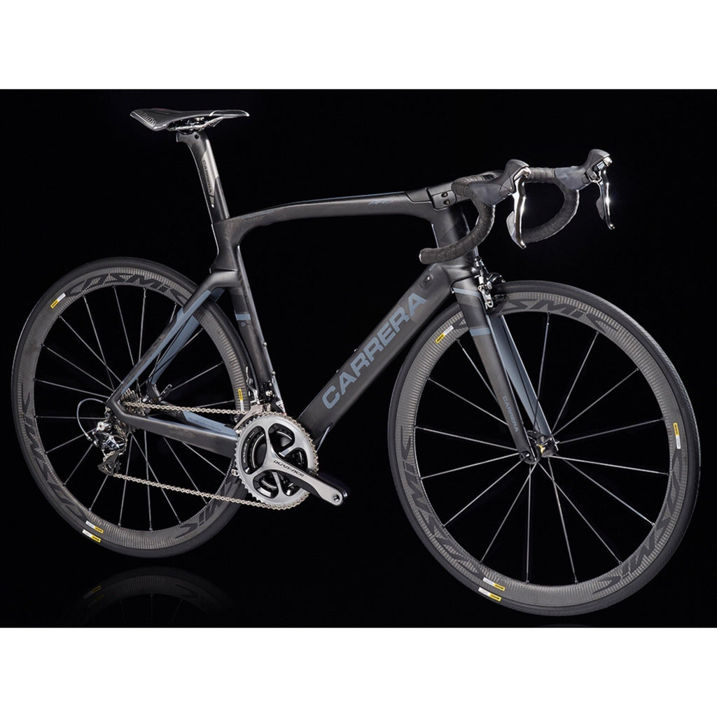e9764a36aa Carrera AR01 2019 Frameset - Matte Black – SpinWarriors