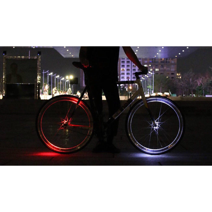 Wheely Safety Bike Light