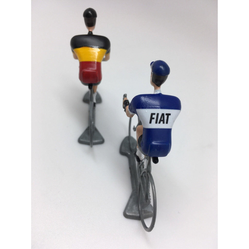 Flandriens Belgian & Fiat Cycling Team 1977