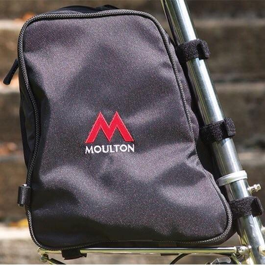 Moulton Weekend Rear Bag (9 Litres)