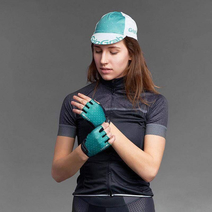 GripGrab Woman Rouleur Glove - Green