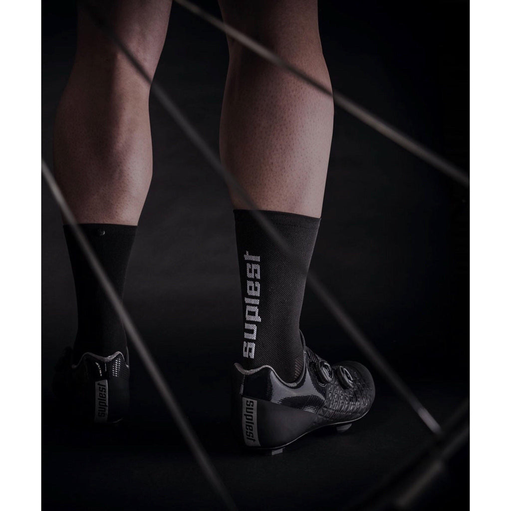 Suplest Socks - Black/White