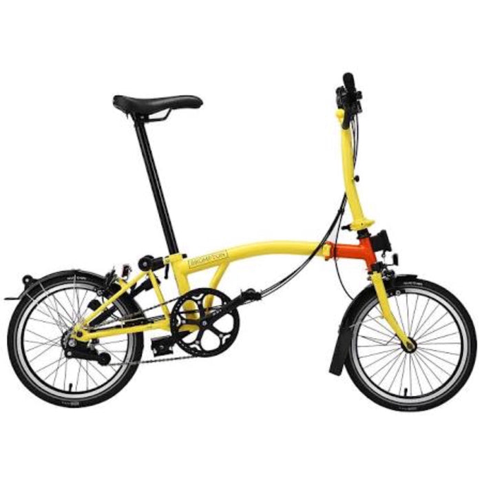 Brompton M6L Line Friends - Sally Special Edition