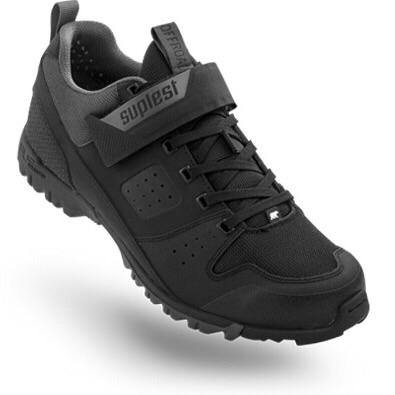 Suplest Offroad Sport MTB Shoes - Black