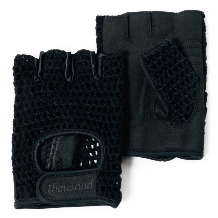 Thousand Courier Gloves - Stealth Black
