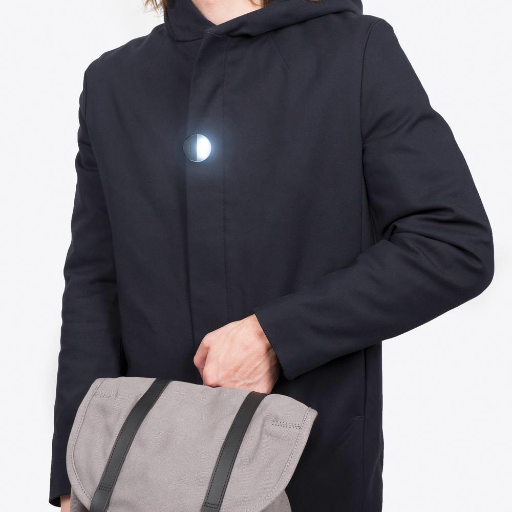 Bookman Eclipse Wearable Light - Black
