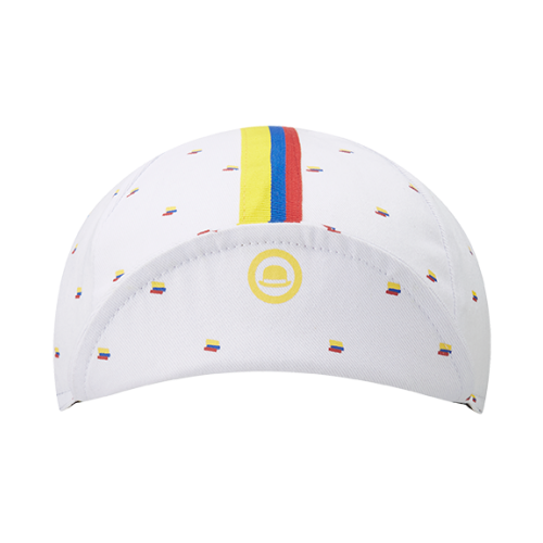 Chapeau! Colombia Cotton Cap - White