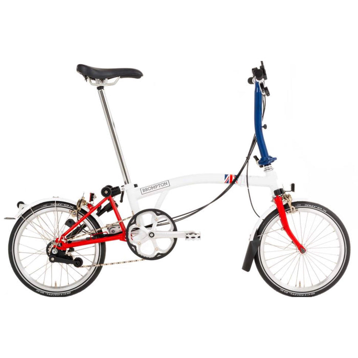 Brompton S6L World Championship Limited Edition 2017