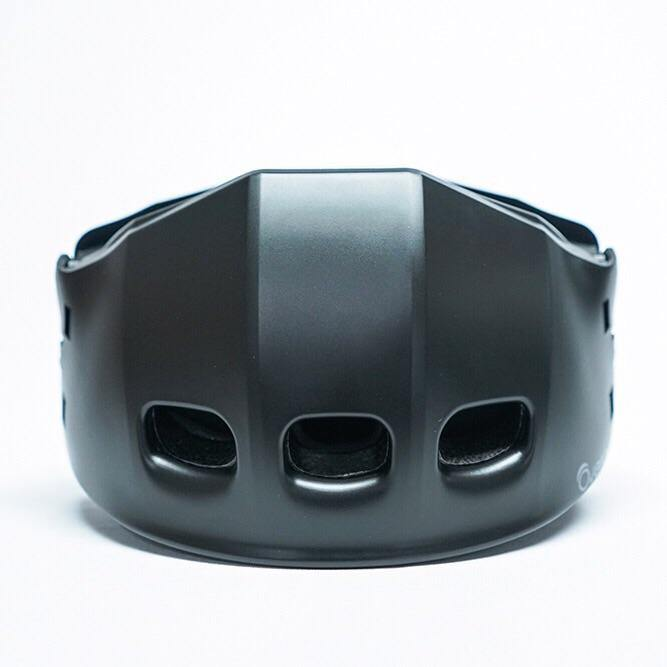 Overade Plixi Foldable Helmet - Black
