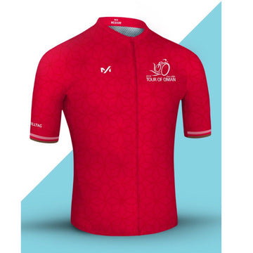 Milltag Tour of Oman Jersey - SpinWarriors